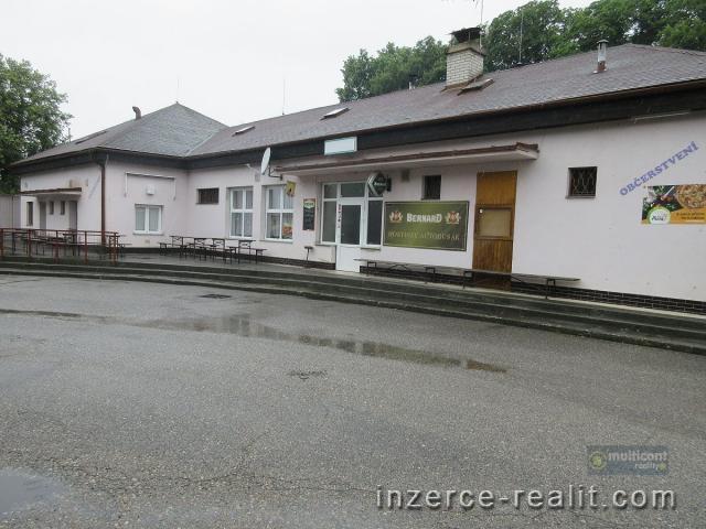 Prodej zavedené restaurace s barem v Ivanovicích na Hané