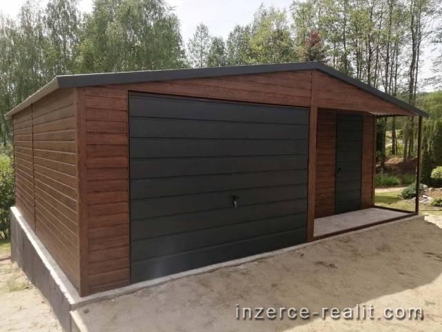 Montované garáže